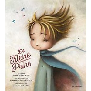 Valeria Docampo De kleine prins