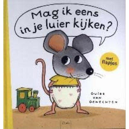 Guido Van Genechten Mag ik eens in je luier kijken?