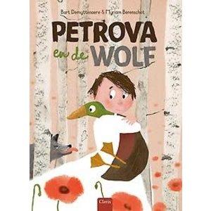 Bart Demyttenaere Petrova en de Wolf