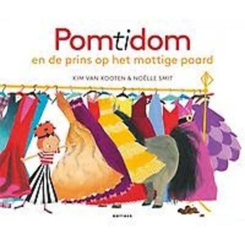 Kim van Kooten Pomtidom en de prins op het mottige paard