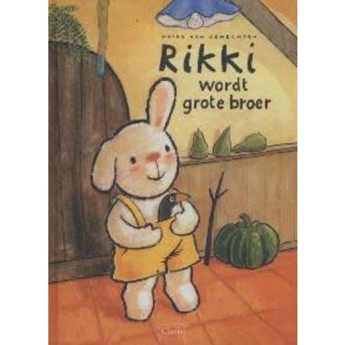 Guido Van Genechten Rikki wordt grote broer