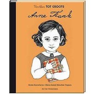 Frau Isa Van klein tot groots: Anne Frank