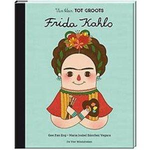 Van klein tot groots: Frida Kahlo