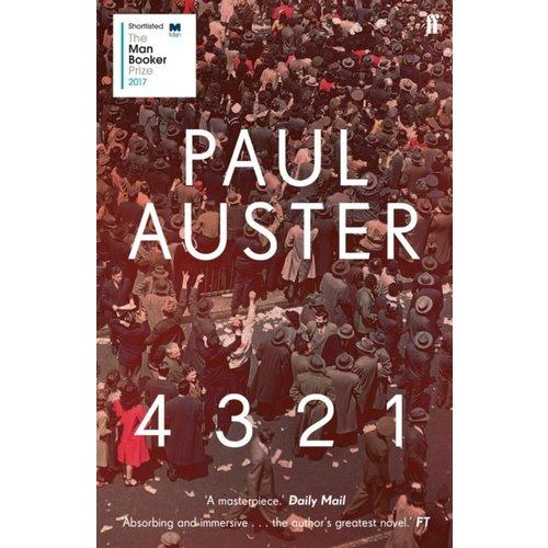 Paul Auster 4 3 2 1
