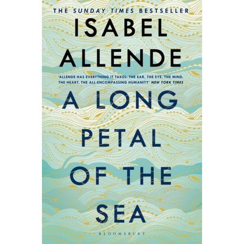 Isabel Allende A Long Petal of the Sea