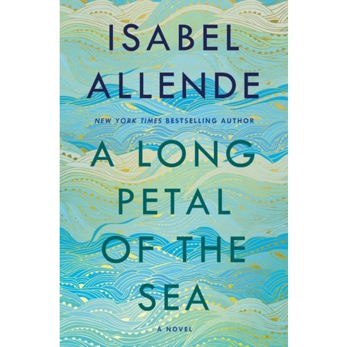 Allende Isabel A Long Petal of the Sea