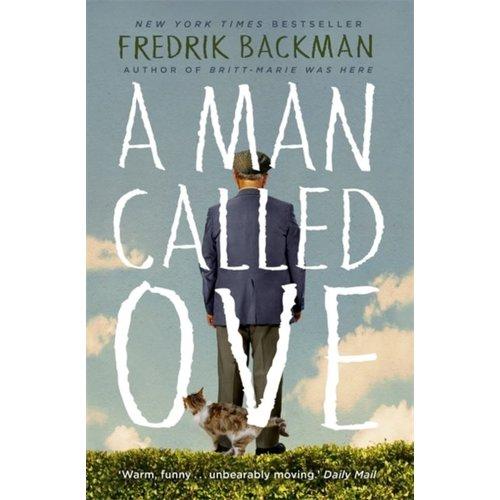 Fredrik Backman A Man Called Ove