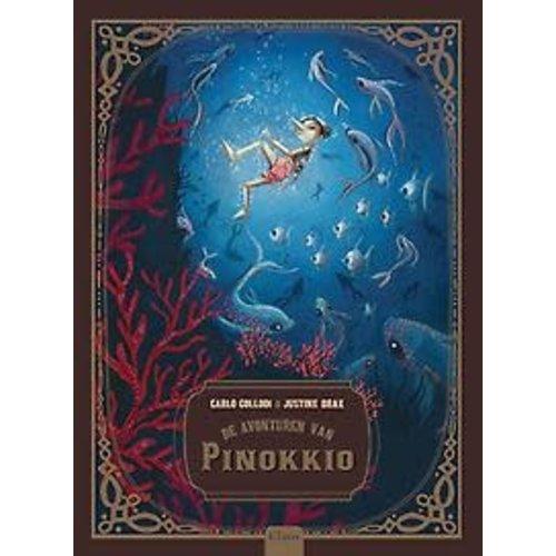 Marco Mazzoni De avonturen van Pinokkio