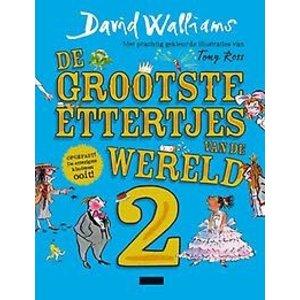 David Walliams De grootste ettertjes van de wereld 2