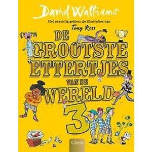 David Walliams De grootste ettertjes van de wereld 3