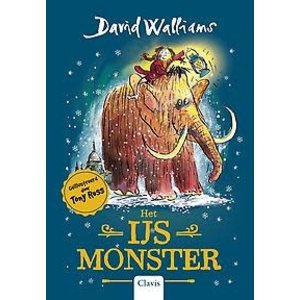 David Walliams Het ijsmonster