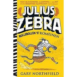 Gary Northfield Julius Zebra 1 - Rollebollen met de Romeinen