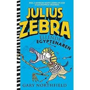 Gary Northfield Julius Zebra 3 - Ellende met de Egyptenaren