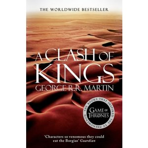 George R.R. Martin A Song of Ice and Fire 2 - A Clash of Kings