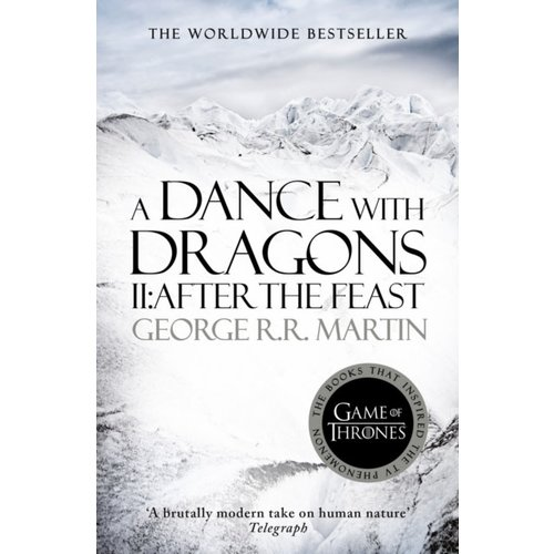 George R.R. Martin A Song of Ice and Fire 5 - A Dance With Dragons II