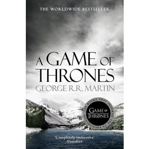 George R.R. Martin A Song of Ice and Fire 1: Game of Thrones