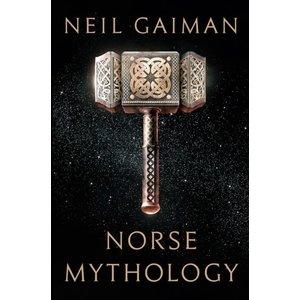 Neil Gaiman Norse Mythology