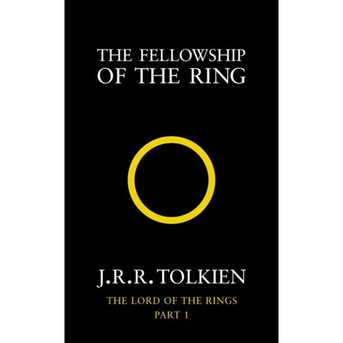 J.R.R. Tolkien The Lord of the Rings I - The Fellowship of the Ring