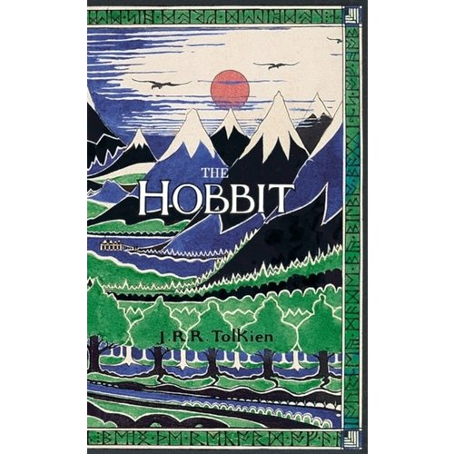 J.R.R. Tolkien The Hobbit