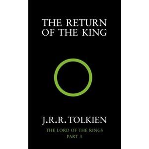 J.R.R. Tolkien The Lord of the Rings III - The Return of the King