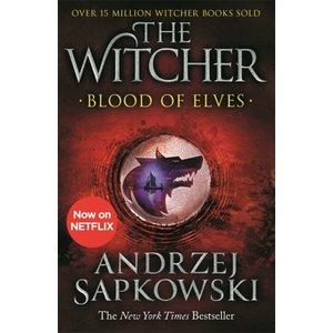 Andrzej Sapkowski The Witcher 1 - Blood of Elves