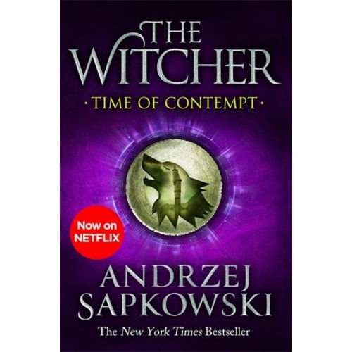 Andrzej Sapkowski The Witcher 2 - Time of Contempt