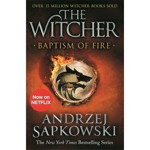 Andrzej Sapkowski The Witcher 3 - Baptism of Fire