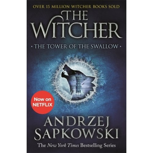Andrzej Sapkowski The Witcher 4 - The Tower of the Swallow