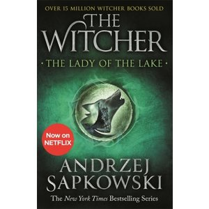 Andrzej Sapkowski The Witcher 5 - The Lady of the Lake