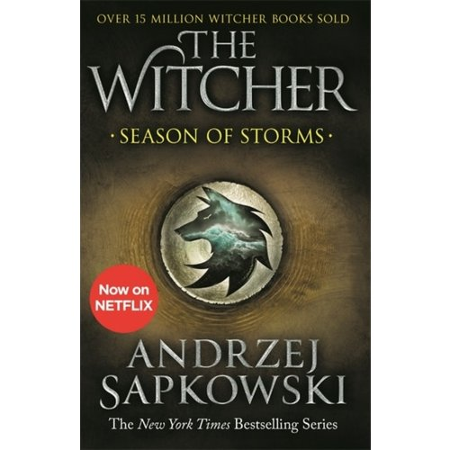 Andrzej Sapkowski The Witcher - Season of Storms