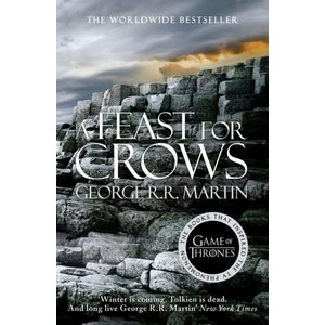 George R.R. Martin A Song of Ice and Fire 4 - A Feast for Crows
