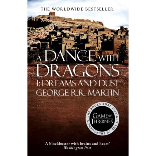 George R.R. Martin A Song of Ice and Fire 5 - A Dance With Dragons I