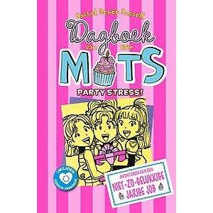 Rachel Renée Russell Dagboek van een muts 13: Partystress!
