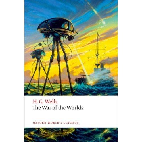 H.G. Wells War of the Worlds