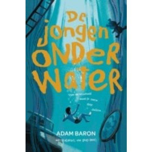 Adam Baron De jongen onder water
