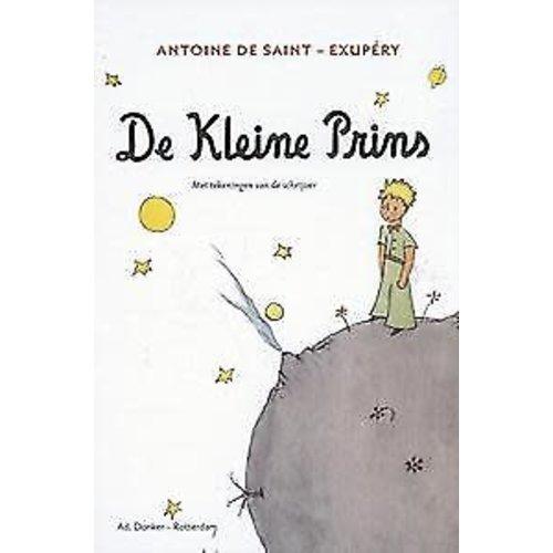 Antoine de Saint-Exupery De Kleine Prins
