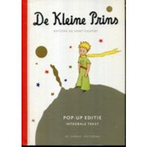 Antoine de Saint-Exupery De Kleine Prins Pop-up Editie