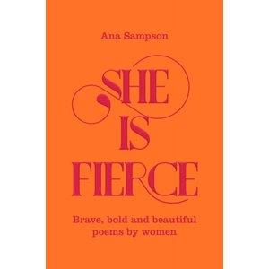 Sampson Ana She Is Fierce