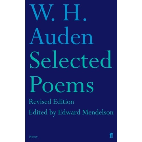 W.H. Auden Selected Poems