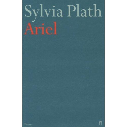 Sylvia Plath Ariel