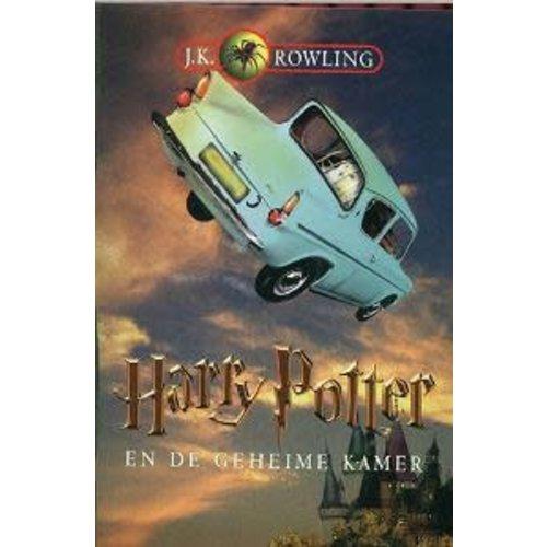 J.K. Rowling Harry Potter en de geheime kamer - hardcover