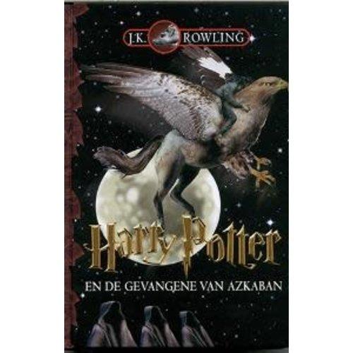 J.K. Rowling Harry Potter en de gevangene van Azkaban - hardcover