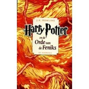 J.K. Rowling Harry Potter en de orde van de feniks