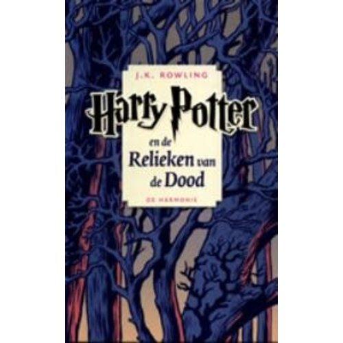 J.K. Rowling Harry Potter en de relieken van de dood