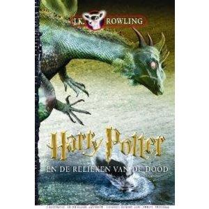 J.K. Rowling Harry Potter en de relieken van de dood - hardcover