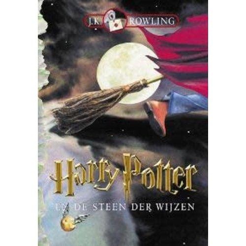 J.K. Rowling Harry Potter en de Steen der Wijzen