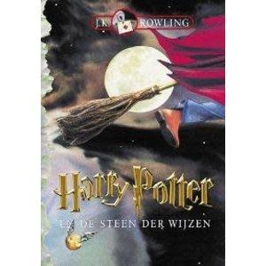 J.K. Rowling Harry Potter en de steen der wijzen - hardcover