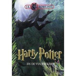 J.K. Rowling Harry Potter en de vuurbeker - hardcover