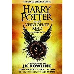 J.K. Rowling Harry Potter en het vervloekte kind