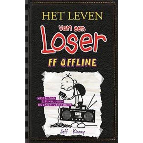 Jeff Kinney Leven van een Loser 10: FF offline